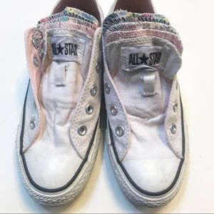 5 Tongue Converse All Star Sneakers